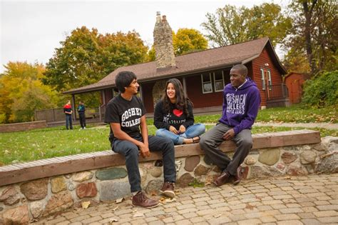 Goshen College Cabin by Past Senior Class Gifts Give Goshen College