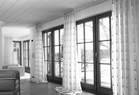 curtain ideas for large living room windows 1000 ideas about large window curtains on pinterest