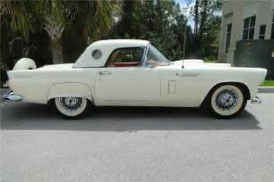 1956 ford thunderbird convertible 125742