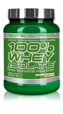 Whey Isolate Scitec Nutrition 100 Whey Isolate The Official Website Of Scitec Nutrition 174
