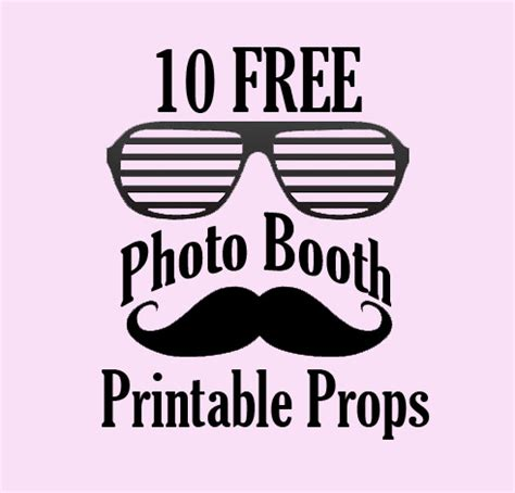 photo booth props printable sayings free lip props printables quotes
