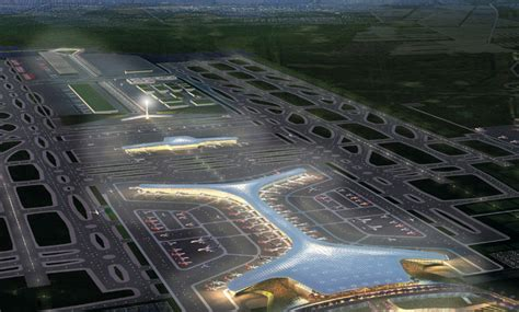 Top Design Firms In The World by New Airport In Mexico City
