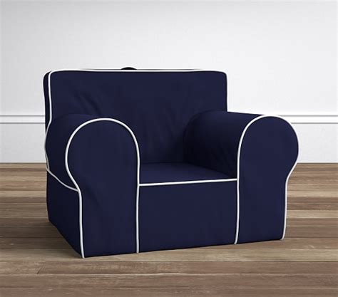 Pottery Barn Oversized Anywhere Chair by Oversized Anywhere Chair Replacement Slipcover Pottery