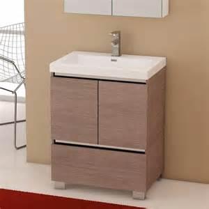 meuble salle de bain 70 cm 1 tiroir 2 portes modul air