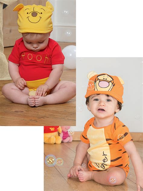 126 Best Images About Winnie The Pooh Baby Shower On Baby Winnie The Pooh Jersey Hat All Children Fancy Dress Hub