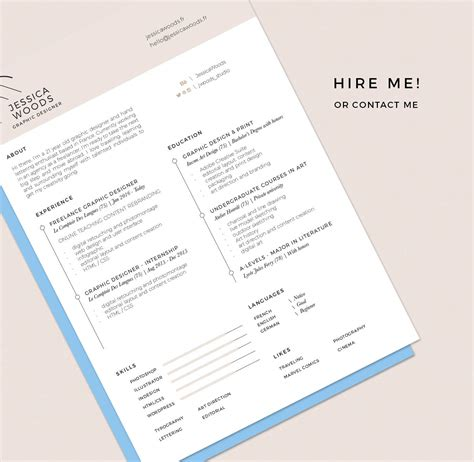 26 best resume formats doc pdf psd free premium templates