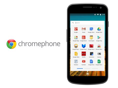 chrome themes phone chrome os and google now themes give android a fresh new look