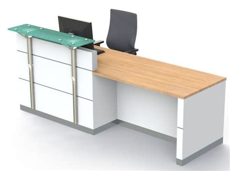 Dda Reception Desk Elite Ec3 Dda Reception Desk No Plinth Reality