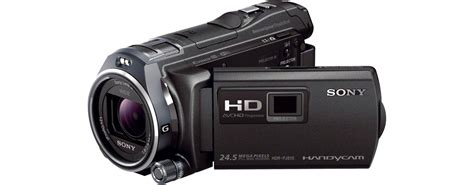 hd videokamera mit projektor camcorder 1080p handycam pj810e sony at