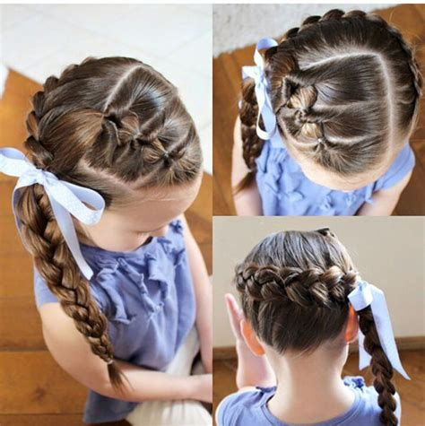 easy hairstyles with rubber bands rubber band hairstyles for kids hairstyles