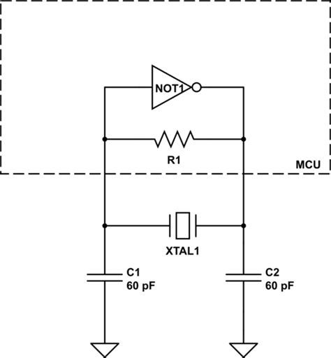 capacitor in series with oscillator 28 images why