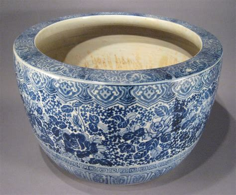 Home Decorative Lighting japanese blue and white hibachi dubey s art amp antiques
