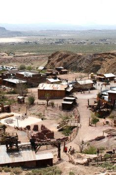 Kaos Town Heritage 8 Tx c at calico ghost town in yermo california west heritage them it is