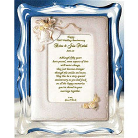 50th wedding anniversary poems from grandchildren personalized 50th wedding anniversary poem and musical