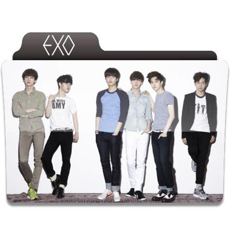free download mp3 exo overdose album exo k folder icon by jenev101 on deviantart