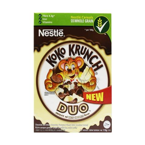 Koko Krunch Duo 330 Gram koko krunch duo gotindahan dipolog city store