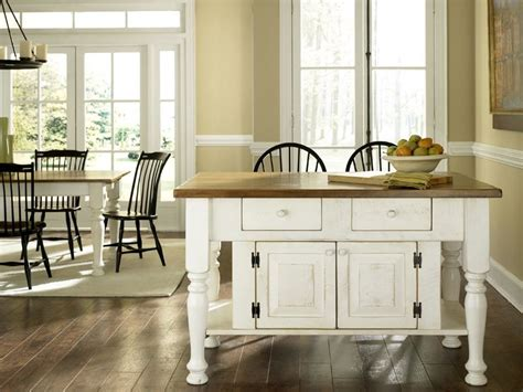 handmade pine kitchen island by carolina farm table