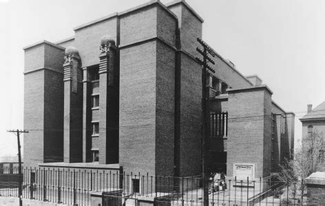Larkin Company Administration Building   Frank Lloyd