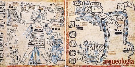 imagenes codices mayas los c 243 dices mayas arqueolog 237 a mexicana