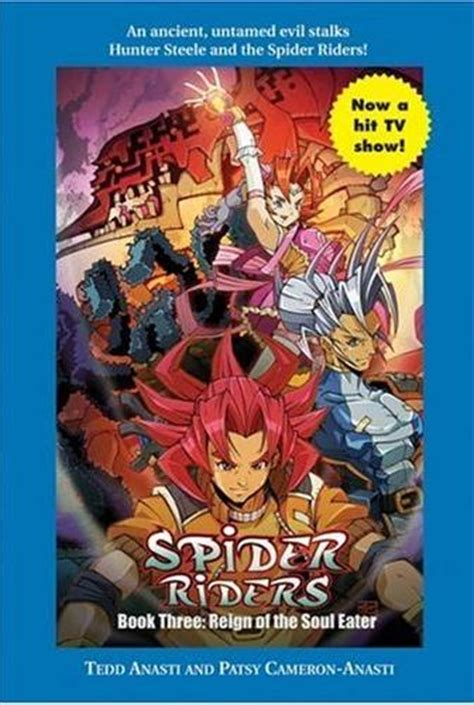 with the the s riders books spider riders 3