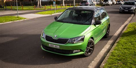 review skoda fabia 2017 skoda fabia 81tsi review caradvice