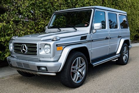 Mercedes G55 For Sale by 2003 Mercedes G55 Amg For Sale On Bat Auctions