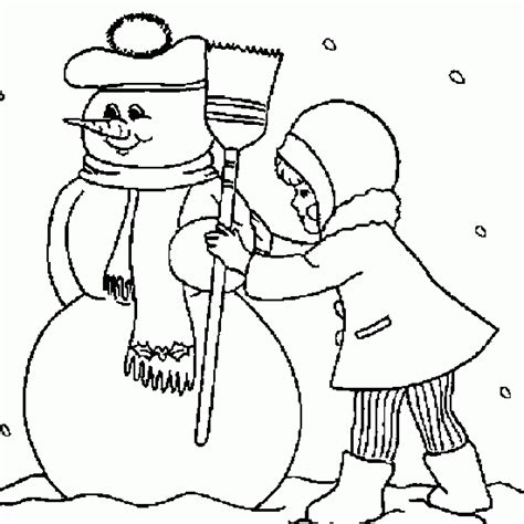 coloring pages winter free free coloring pages of winter villages