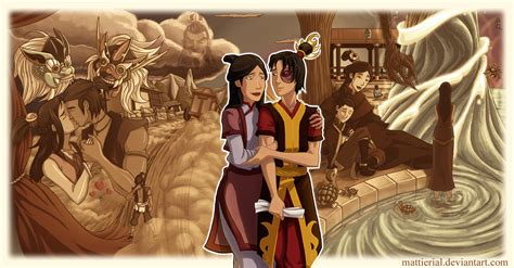 Lu Zuko ursa avatar comic www pixshark images galleries