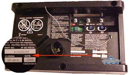 Circuit Board Garage Door Circuit Board Volume Door by Sears Craftsman Garage Door Opener Circuit Board Garage