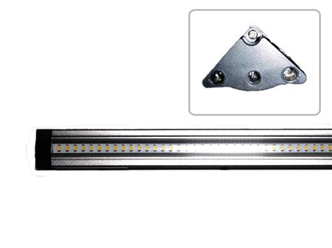 Dimmable Led Light Bar Led Triangle Rigid Dimmable Bar Light 20 Inch Getstorganized
