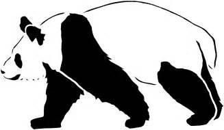 free panda bear coloring pages