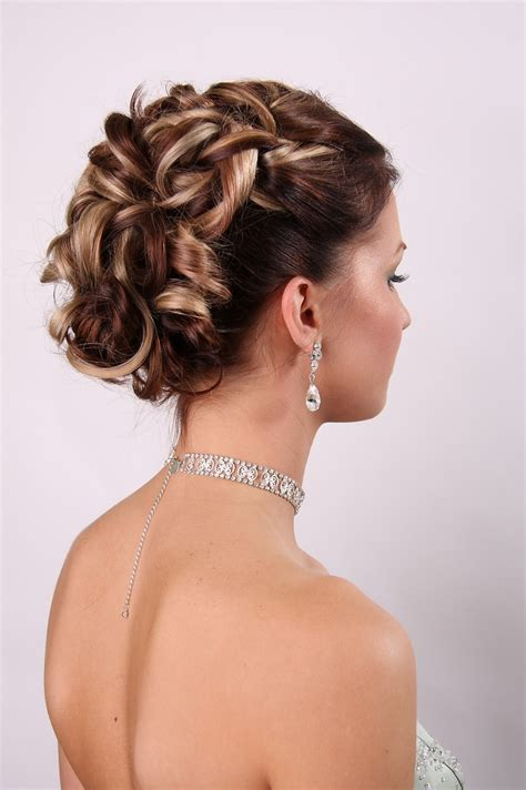 Wedding Hair Bridesmaid by 2013 Beautiful Wedding Hairstyles Updos Models Picture