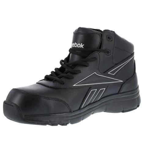 athletic composite toe shoes reebok mens athletic hi top composite toe shoes rb4275