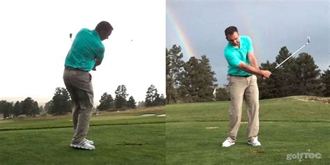 golf swing slice lesson series learn what causes your slice the golftec
