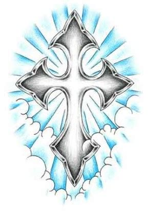cross tattoo drawings jpg
