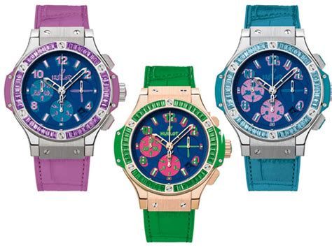 Rubber Web Watches You While You Work by Sihh 2014 Hublot Celebrates Pop With Watches For