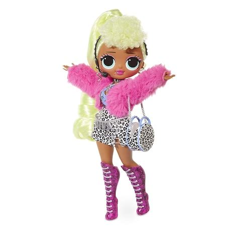 omg lady diva fashion doll  sueprizli lol bebek omg