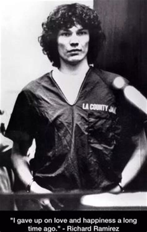 Jeffrey Dahmer Criminal Record Richard Ramirez It All To Hell