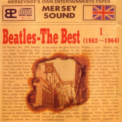 beatles the best the beatles the best i 1962 1964 cd at discogs