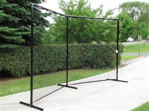 Backyard Ice Rink For Sale by Http Supersteelgoals Com Backstopsystem Html