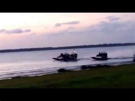 airboat vs car drag race airboat with n2o doovi