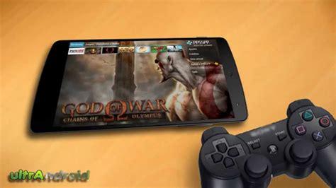 ps3 with android conecta tu mando de ps3 a tu android por bluetooth 2014