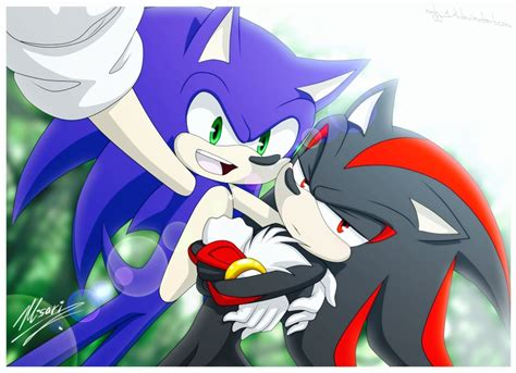 sonic x italian reader x shadow by mochi and 2p rose on