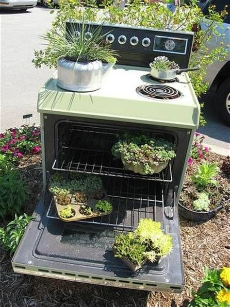 recycling kitchen appliances recycling yard decorations and home on