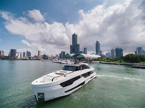 ocean alexander miami boat show flipboard ocean alexander will debut new 90 model at 2018