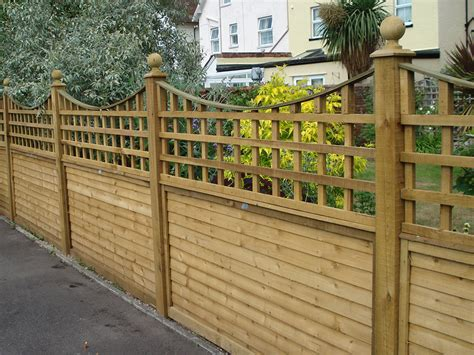 fencing panels with trellis top minehead saw mills