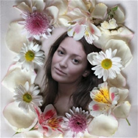 flower frame photofunia free photo effects and photo editor