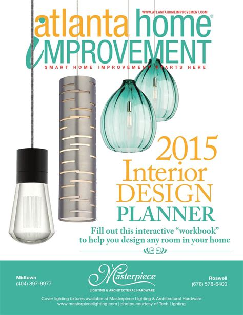 atlanta home improvement magazine 2015 interior design