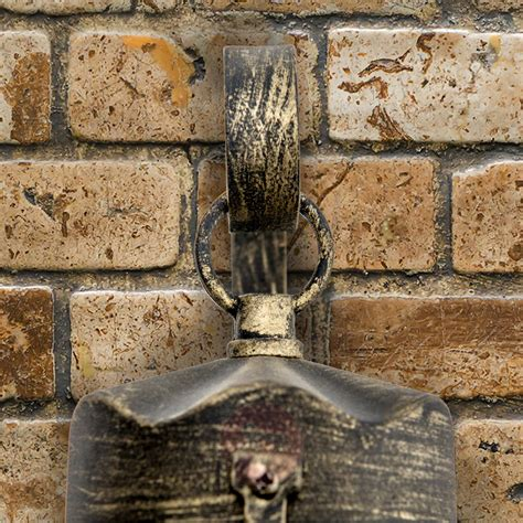 rustic outdoor wall lights sconce rustic outdoor wall sconce lighting vintage