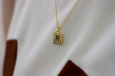 scrabble necklace objects of affection s day gifts edition